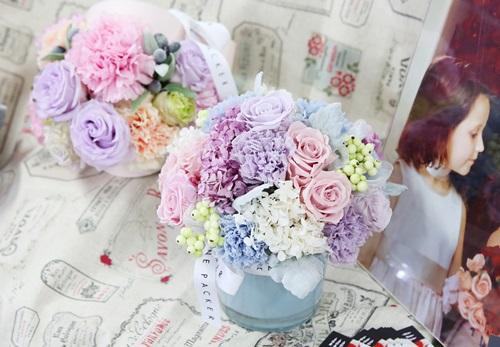 フラワーデザイナージェーン・パッカーのお花のギフト
