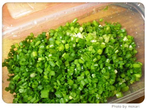20080627-3 無農薬野菜のミレーの野菜が到着。その日の夕食、出たゴミの話