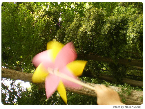 20080808-15 【京都→東京】子連れ旅行(帰省)3日目「江戸東京たてもの園」見学編(1)