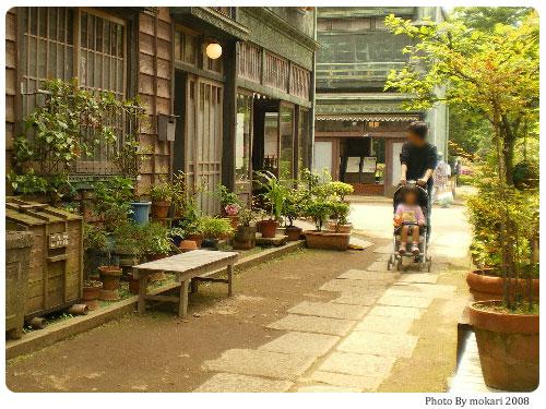 20080808-18 【京都→東京】子連れ旅行(帰省)3日目「江戸東京たてもの園」見学編(2)