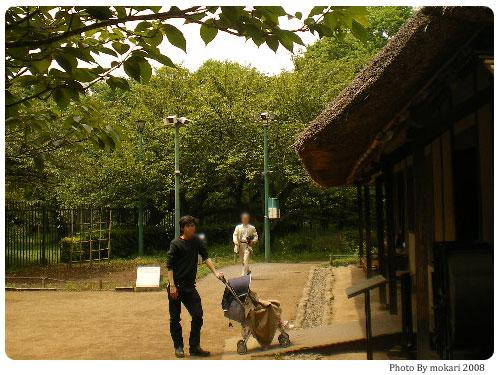 20080808-25 【京都→東京】子連れ旅行(帰省)3日目「江戸東京たてもの園」見学編(1)