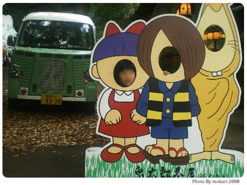 20080812-9 【京都→東京】子連れ旅行(帰省)4日目「鬼太郎茶屋」編