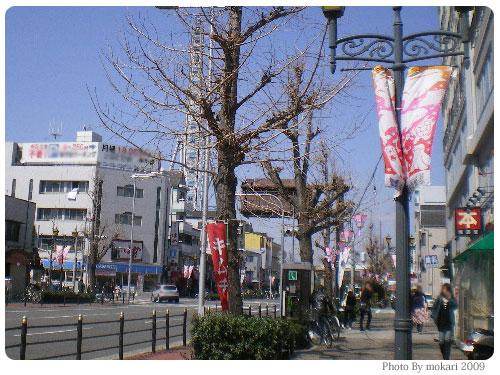 20090315-1 【京都→大阪】子連れ旅行(日帰り)海遊館にOSAKA海遊きっぷを使って行く