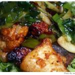 栗原はるみのレシピ「揚げ鶏のねぎソース」を作ってみましたが・・・