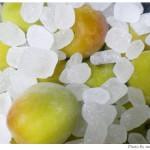 梅酒作り2009年(3/3)梅をつける