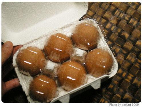 20090627-9 Oisix(おいしっくす)の濃厚な新鮮たまごでたまごごはん