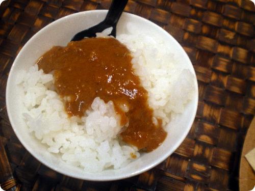 20090803 温めなくてもすぐ食べられるスティックタイプのカレー「仁丹の食養生カレー」のなぜ?