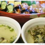 森下仁丹の「仁丹の海藻しっかり和風スープ12食入」の大きさとか。