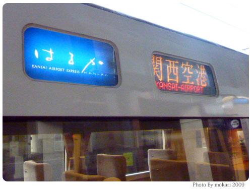 20091125-4 Club Med kabira(クラブメッド カビラ)1日目:京都→石垣移動