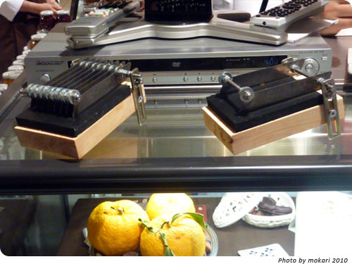 20100207-10 「オ・グルニエ・ドール」西原金蔵氏の発明話がおもしろかった