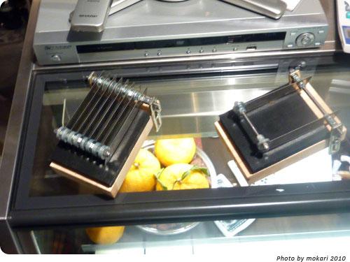 20100207-11 「オ・グルニエ・ドール」西原金蔵氏の発明話がおもしろかった