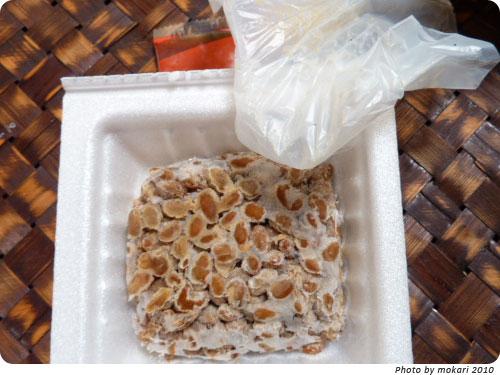 納豆の冷凍