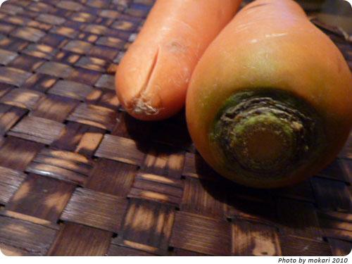 20100903-6 娘の苦手な野菜とその反応