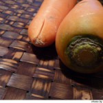 娘の苦手な野菜とその反応