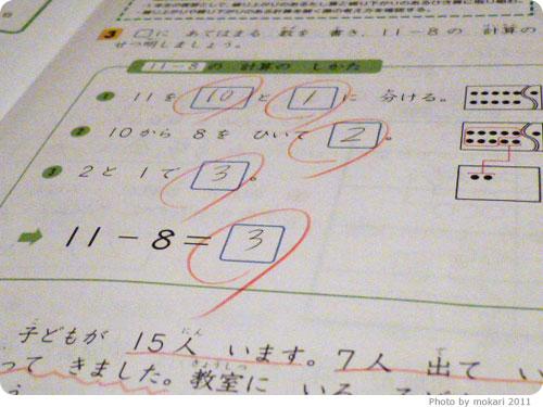 20110124-8 Z会の通信教育、小学生2年生コースの資料(2011年)