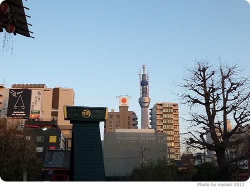 20110308-7 はじめての、東京「浅草」