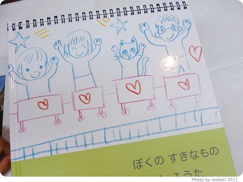 20110703-3 子どもの描いた絵を作品集にするのにいいなと思ったフォトブック