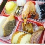 2012年版京料理「わた奈べ」のお試しおせち注文