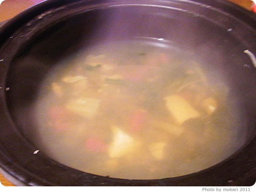 20111213-9 ふぐちりセットをお取り寄せ。わが家初のふぐ鍋の家族の感想