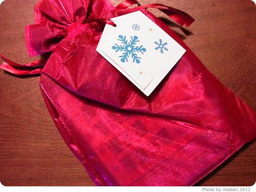 20111214-1 アマゾンのラッピングとメッセージカード。クリスマスプレゼントの参考に?