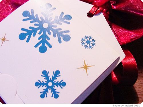 20111214-2 アマゾンのラッピングとメッセージカード。クリスマスプレゼントの参考に?
