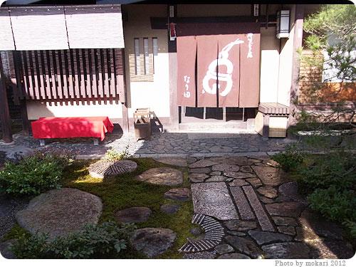 20120116-5 京漬物すぐきの「なり田」さんで、すぐきじゃなくて千枚漬を買ってきた