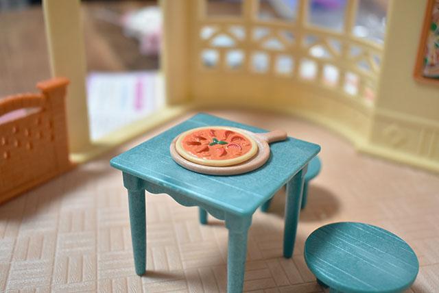 森のピザ屋さん