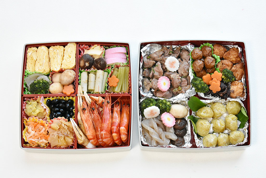 2019年 お節料理