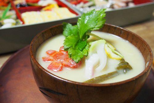 京都の雑煮