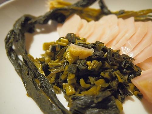 P1041695 京都の本格的な乳酸発酵漬物、すぐき漬け