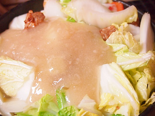P1130858 中華名菜「ねぎ塩肉だんご」を作った