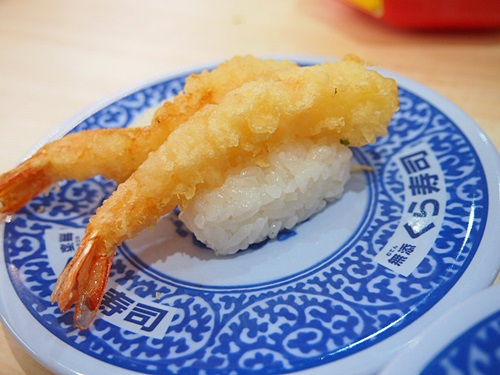 P1190894 はじめてのくら寿司。
