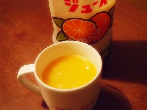 P1312542 ポンジュースはオレンジミカンジュース