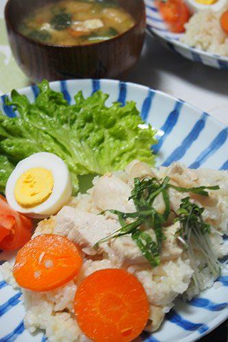 「Cook Do® おかずごはん」アジアン鶏飯用の感想