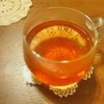 エンハーブの春限定ハーブティー「キレイの秘密 ローズ&ジャスミン」美味しいよ