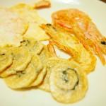 エビぺっちゃんこ。桂新堂の海老煎餅を高島屋で購入(手土産・贈り物に)