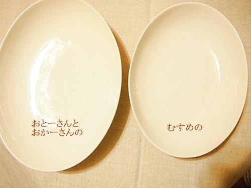 P2243155 無印良品のカレー・パスタ皿