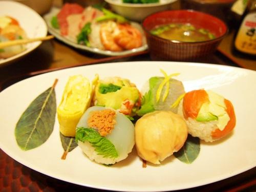 P3053604 手毬寿司