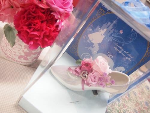 P3089121 シンデレラの靴 ボックス