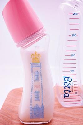 P3241817 ベッタの哺乳瓶を半年使った感想~赤ちゃんと哺乳瓶編~