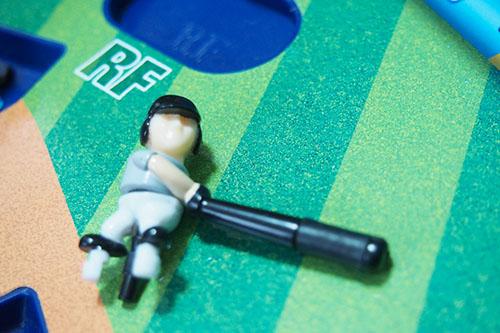 エポック社の野球盤 バット