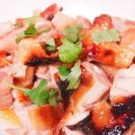 はなまる簡単レシピ「鶏肉のハチミツ焼き」