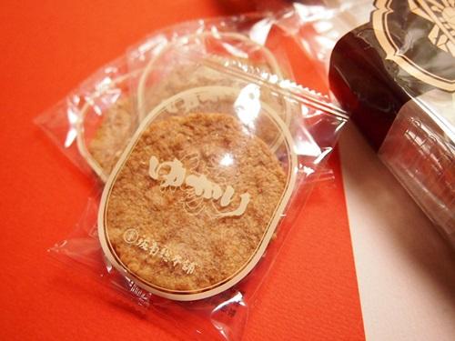 P4014918 [愛知土産]坂角総本舖のえび煎餅「ゆかり」美味い