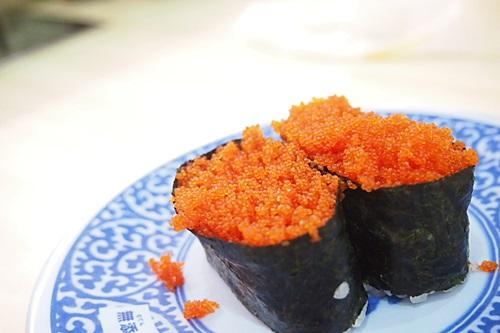 P5042586 くら寿司で食べたもの、7種の魚介醤油らーめんなど