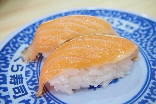 P5042587 くら寿司で食べたもの、7種の魚介醤油らーめんなど