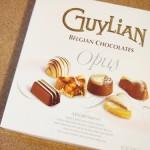ヨーロッパのお土産にGuylianのチョコいただきました