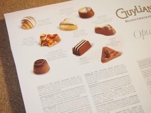 P5075691 ヨーロッパのお土産にGuyLianのチョコ パッケージ
