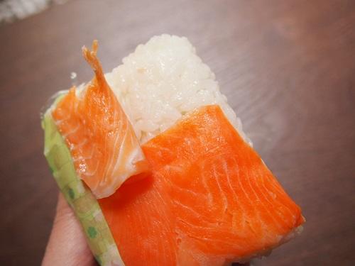 P5156074 ローソン、ますの寿司(2013年5月)