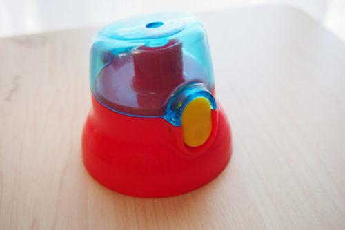 スケーターの水筒(PSB5SAN)のキャップユニット