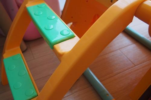 P6046138 2歳児に室内用すべり台を買った結果
